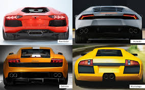 lamborghini back png how to tell the difference between lamborghinis