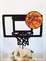 basketball cake topper basketball cake topper basketball party decorations