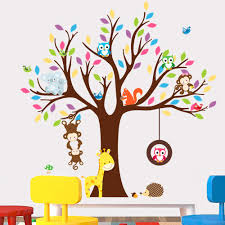 Owl Wall Sticker Online Get Cheap Branches Wall Sticker Aliexpress Com Alibaba Group