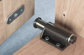 Magnet Cabinet Lock Covering Magnetic Cabinet Latch Safely U2014 The Homy Design