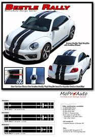 volkswagen beetle colors beetle rally racing stripes bumper to bumper rally decals vinyl
