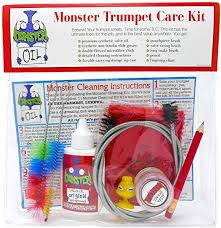 best thing to use to clean grease from kitchen cabinets trumpet cornet care and cleaning kit valve slide grease and more everything you need to take care of and clean your trumpet
