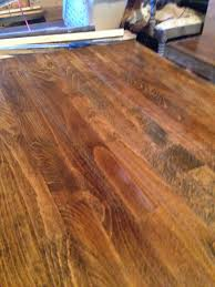 the dabbling crafter diy sunday staining butcher block countertops diy sunday staining butcher block countertops