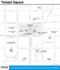 Slc Airport Map Printable Travel Maps Of Utah Zion U0026 Bryce Moon Com
