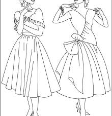 fashion coloring pages fashion coloring pages chuckbutt image