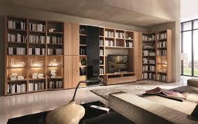 meuble bibliothèque bureau intégré une bibliothèque sur mesure pour des lecteurs exigeants galerie