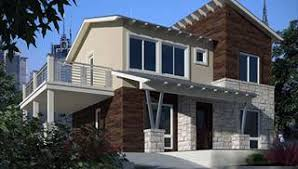 modern houseplans modern house plans small contemporary style home blueprints