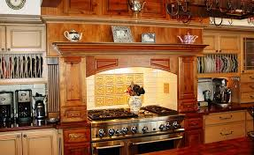 English Cottage Kitchen - tips to realize english country kitchen