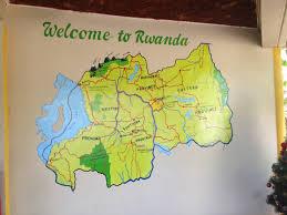 Map Of Rwanda Never Again Christmas In Kigali U2013 Emily U0027s Peace Corps Uganda Blog