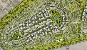 residential master plan mixed use business parks education