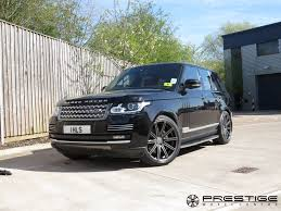 range rover autobiography custom range rover autobiography 2014 with vossen cv4 alloy wheels