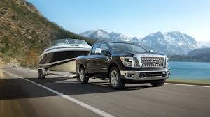 nissan leaf towing capacity 2017 nissan titan key features nissan usa