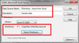 how to validate and import excel spreadsheet to sql server database