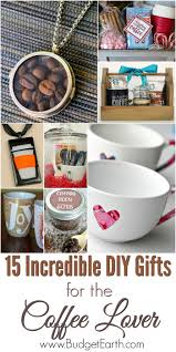15 incredible diy gifts for the coffee lover
