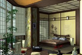 Nature Room Interior Design In Japanese Style