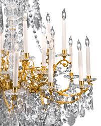 Bacarat Chandelier 24 Light Baccarat Crystal Chandelier Lighting Since 1912 M S