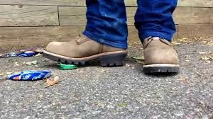Are Logger Boots Comfortable Red Wing Logger Boots Youtube