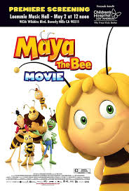maya bee movie theaters shout blog