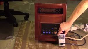 how do infrared heat ls work life smart infrared heater shutting off cools turns back on