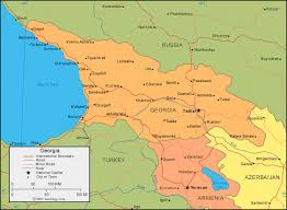 armenia on world map map and satellite image