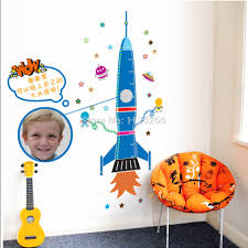 aliexpress com buy height chart decal children s room baby aliexpress com buy height chart decal children s room baby nursery cartoon sticker rocket wall art decal from reliable decal ac suppliers on myhome decor