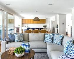 Grey Sofa With Blue Pillows Best Gray Couch Decor Ideas throw