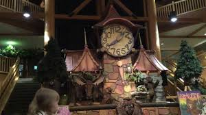 clock tower show great wolf lodge traverse city michigan