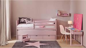 bureau gigogne chambre fille movil avec lit et bureau assorti asoral so nuit
