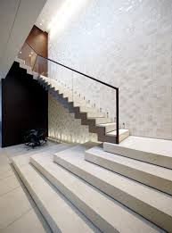Modern Staircase Wall Design Designed By Atmos Studio Design For An Apartment In London