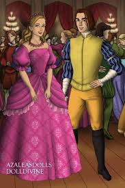 corinne prince louis barbie musketeers