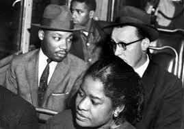 King  Martin Luther  Jr   Montgomery  Alabama    Kids Encyclopedia     Kids Britannica Photograph Martin Luther King  Jr   and other civil rights leaders of a