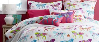 bed sets girls girls horse bedding cowgirl theme bedroom pony bedding sets