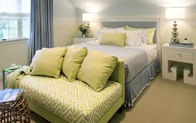 green and blue bedroom blue and green bedroom cottage bedroom willey design
