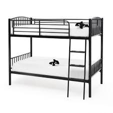 bedroom bedroom furniture twin mattress length twin bunk black