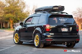 subaru forester lowered work zeast st1 ipg subaru forester xt 2014 ravspec