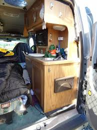 ford transit rv ford transit connect camper conversion alaskandave smugmug
