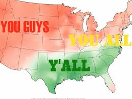 Show United States Map by American Regional Dialects Expressions Business Insider