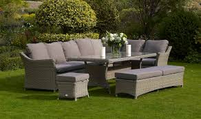 Modular Dining Table Bramblecrest Garden Furniture Fullerton Large Modular Sofa With