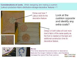 Cushion Construction Things To Think About Cushions Fabric Plant Cotton Linen