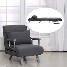 convertible sofa amazon com folding sleeper flip chair convertible sofa bed lounge