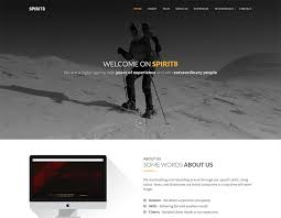 15 best free bootstrap landing page templates template
