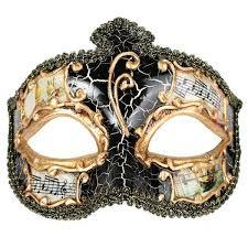 masquerade mask men venetian style men s masquerade mask salvatore black costumes