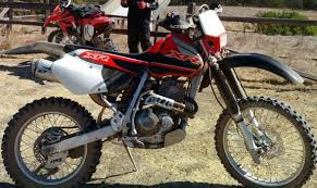 honda xr 400 motorcycles for sale