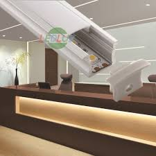 led kitchen strip lights u shape aluminium led profile for strip light in cabinet kitchen