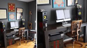 Minimalist Workspace The Minimalist Musician U0027s Workspace