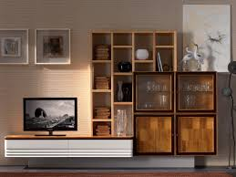 Wohnzimmer Ideen Holz Einfach Schrankwand Holz Frigide Auf Wohnzimmer Ideen Oder 15