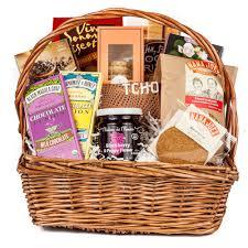 breakfast gift basket treat gift basket