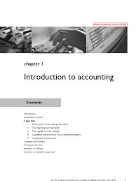 accounting manual knowledge level icab expense accounting
