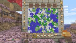 Creative Maps Minecraft Ps4 Using Creative Mode To Map Your World In Survival