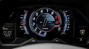 ferrari speedometer top speed lamborghini urus suv 2018 review by car magazine